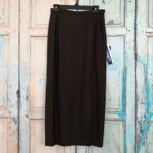 NWT Pendleton High Waist Midi Skirt